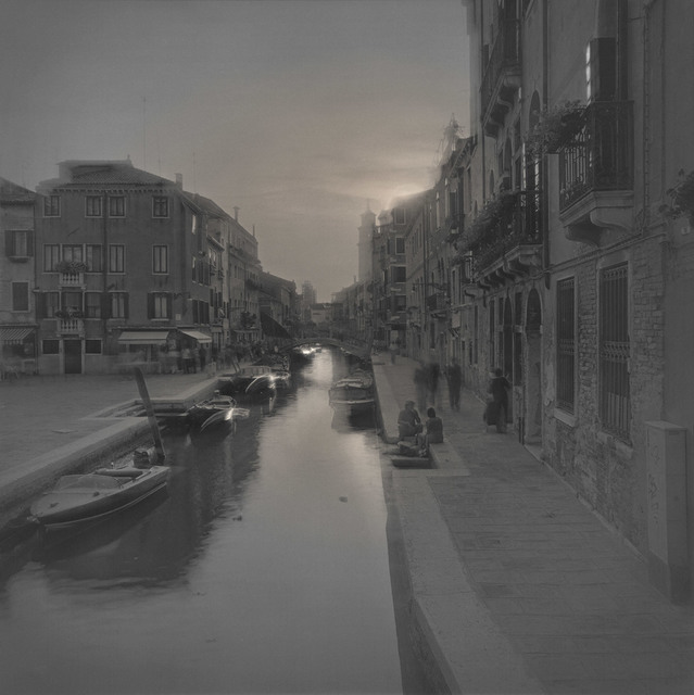 , 'Sunset at San Barnaba, Venice,' 2004, Damiani