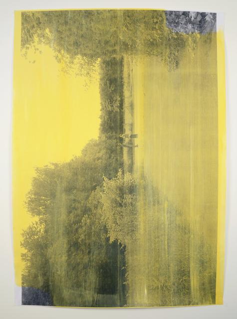 , 'Distant Conversation (Light Golden Yellow),' 2015, Minus Space