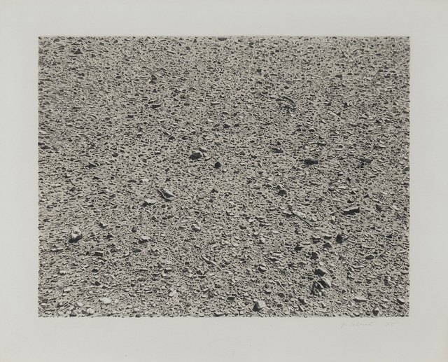 , 'Untitled (Desert),' 1975, Susan Sheehan Gallery