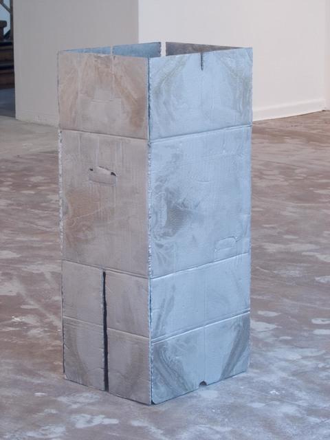 , 'Karton (freistehend III) ,' 2006, Galerie Isabella Czarnowska