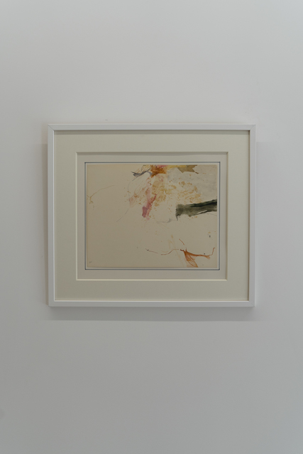 Lars Fredrikson, 'Untitled', 1966, Drawing, Collage or other Work on Paper, Ink on paper, Galerie ETC