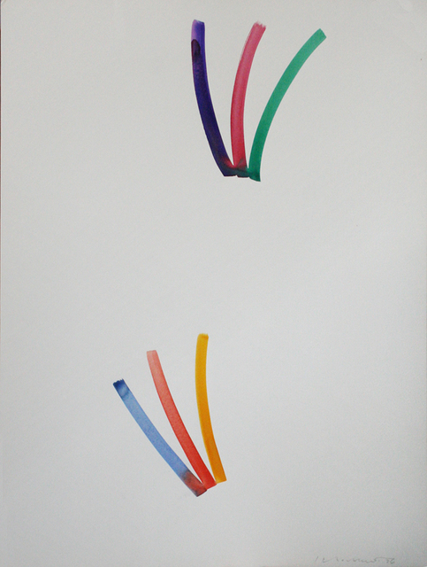 , 'Untitled Pair 2,' 1976, Wallace Galleries