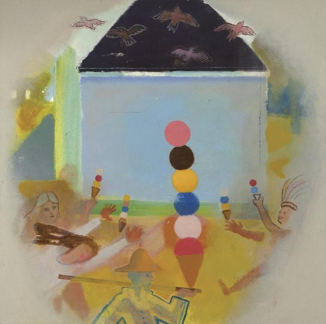 , 'Good Cone ,' , Dowling Walsh