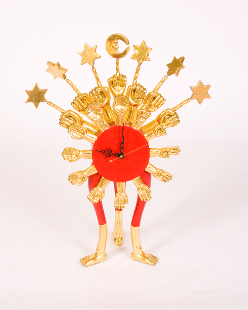 , 'Red Clock,' ca. 2000, Ruiz-Healy Art