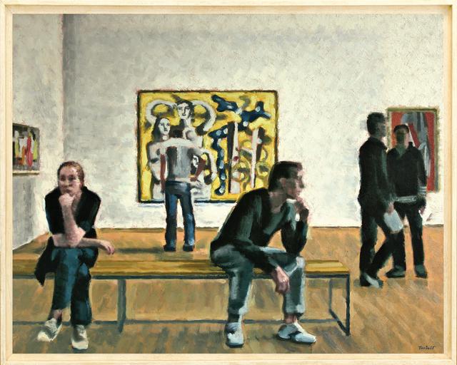 , 'Regards Avec Fernand Léger,' 2010, Galerie Art Jingle