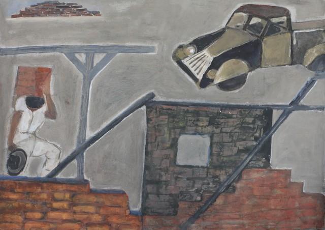 Francisco Toledo, 'Reconstruir Juchitan', 2019, Galería Quetzalli