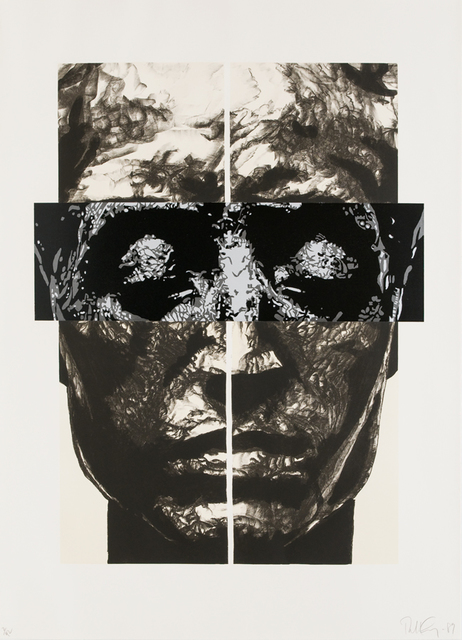 Robert Longo, 'Solid Vision', 1989, David Lawrence Gallery