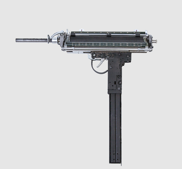 , 'MT-SMG-REMINGTON-10,' 2016, Hashimoto Contemporary