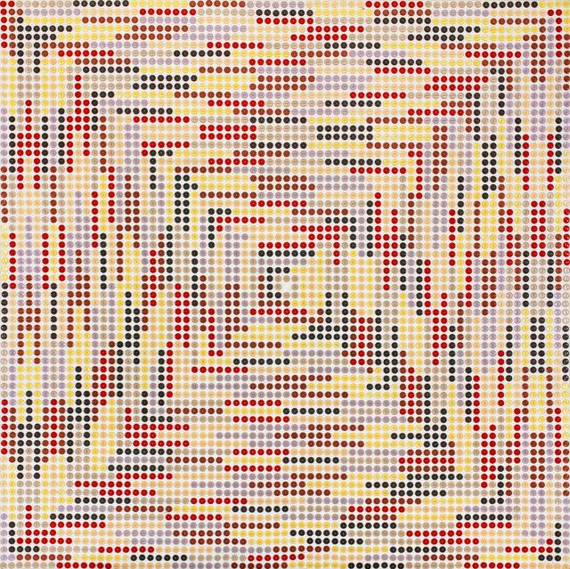 , 'Sete em sete (Every seven),' 2013, Galeria Nara Roesler