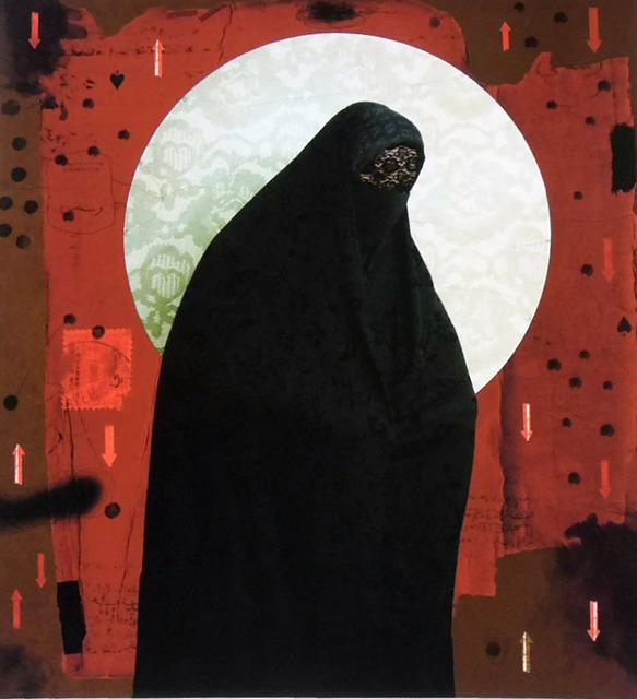 , 'Om Alabya,' 2014, Dar Al-Anda Art Gallery