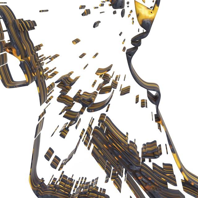 , 'Fleeing Maiden I,' 2019, INAOSSIEN Art