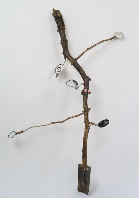 , 'Watch Your Back Shovel,' 2015, Galerie Nathalie Obadia