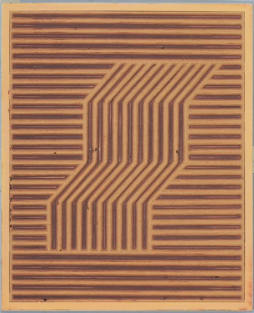 , 'Chimigramme, 7/1/81,' 1981, Galerie Wenger
