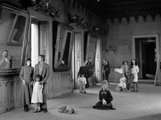 , 'En el Palacio de Gaviria, Madrid,' 1987, Ansorena Galeria de Arte