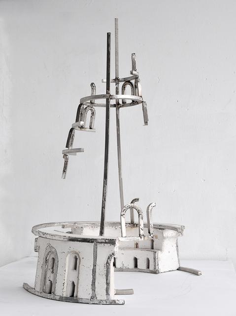 , 'Torre de Babel,' 2018, Álvaro Alcázar