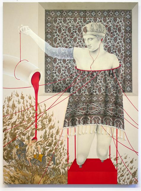 Arghavan Khosravi, 'SIAVASH', 2018, Stems Gallery