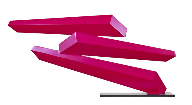 Rafael Barrios, 'Vertical dislocado en tres tiempos 618', 2009, Marion Gallery