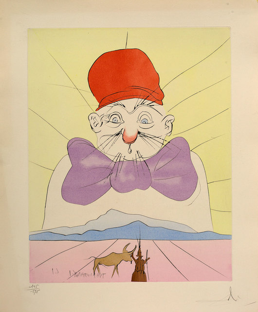 Salvador Dalí, 'Jugoye. From the series Japanese fairy tales', 1995, Baia Gallery