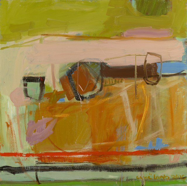 , 'Fairground,' 2016, Hollis Taggart Galleries