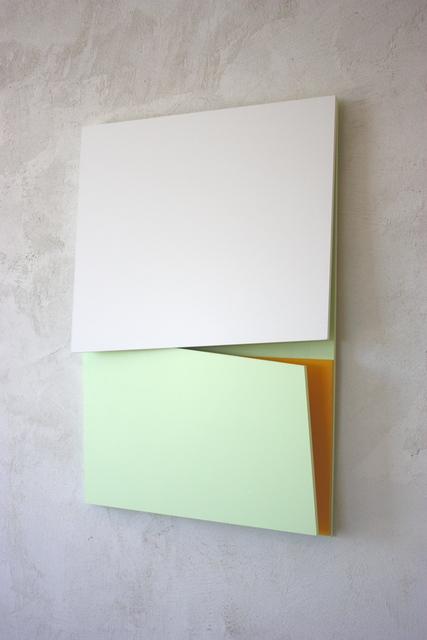 , '18.17 Plain Talk,' 2017, Galerie Fontana