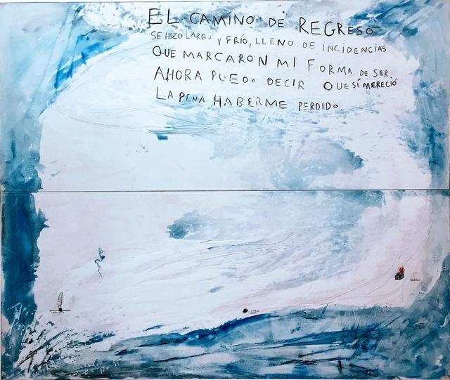 Manuel Barbero, 'El camino', 2017, Blanca Soto Arte