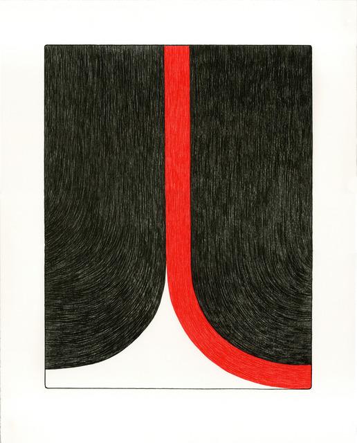 , 'Print (Franza) (BAM+NADA Portfolio),' 2013, BAM