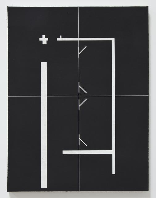 , 'yyyy II,' 2015, Kohn Gallery