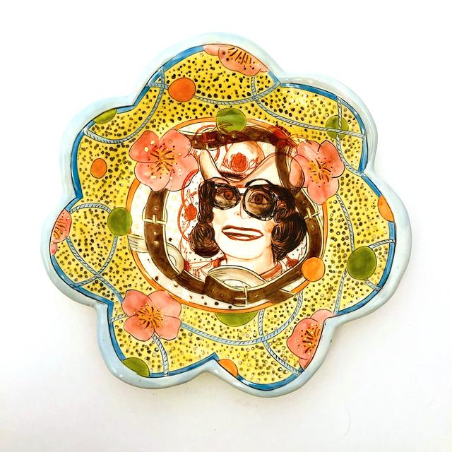 Mariko Paterson, 'Rhonda', 2019, Sculpture, Ceramic, Visions West Contemporary