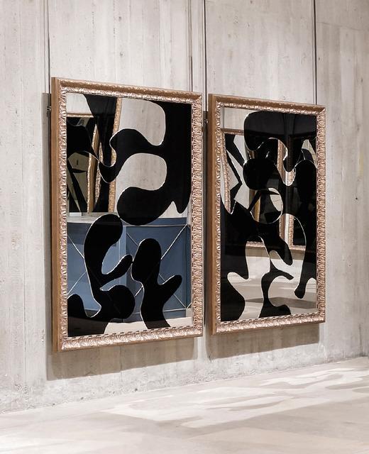 , 'Vortice-dittico (Vortex-diptyque),' 2010-2013, Galleria Continua