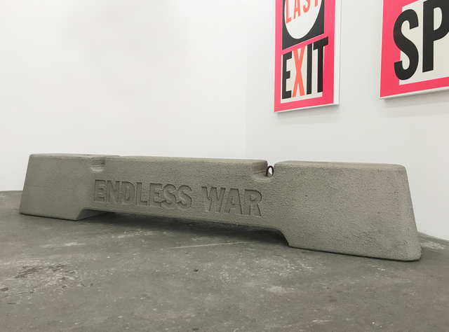 , 'Endless War / Howling Laughter ,' 2019, V1 Gallery
