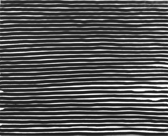 , 'Line Drawing No. 2,' 2014, Waterhouse & Dodd