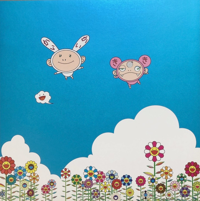 Takashi Murakami, 'If Only I Could Do This, If Only I Could Do That', 2006, Graeme Jackson