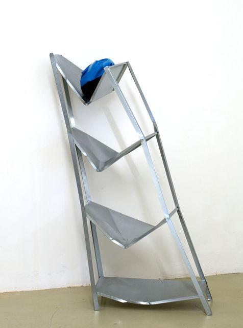 Angela de la Cruz, 'Shelf with Nothing', 2018, Galerie Krinzinger