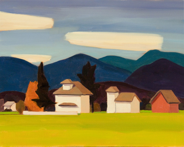 , 'McLean Road Farm,' , WaterWorks Gallery