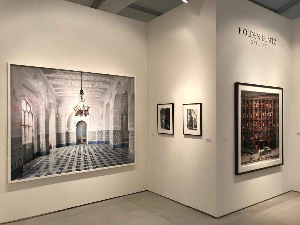 Holden Luntz Gallery, Art Miami 2018 Massimo Listri, Helmut Newton, Ormond Gigli