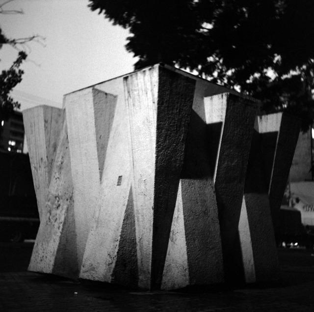 , 'W,' 2016, Patricia Conde Galería