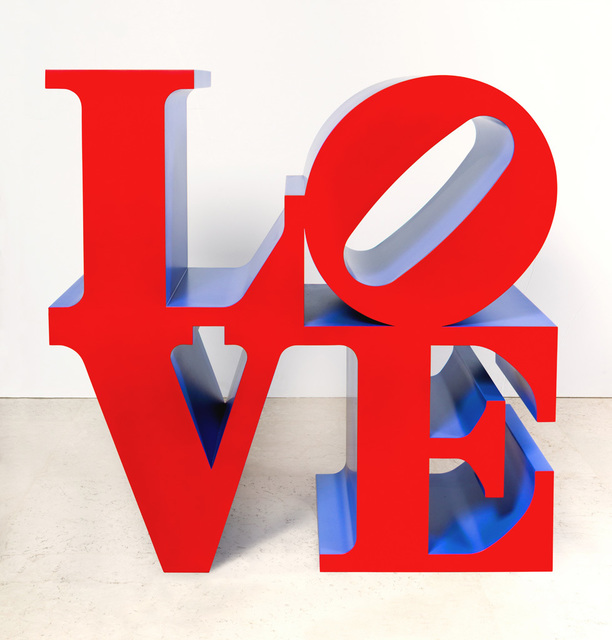, 'LOVE,' 1999, Corridor Contemporary