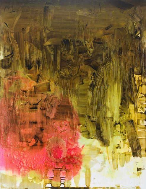 Florin Kompatscher, 'Ohne Titel', 2012, Painting, Öl auf Leinen, Galerie Elisabeth & Klaus Thoman