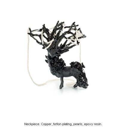 , 'Neckpiece ,' , Gallery Loupe