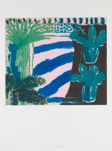 William Crozier, 'The Pool', 2005, Candida Stevens Gallery