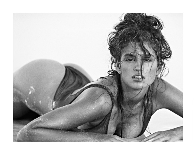Marco Glaviano, 'Cindy Crawford (St Barth)', 1984, Space Gallery St Barth