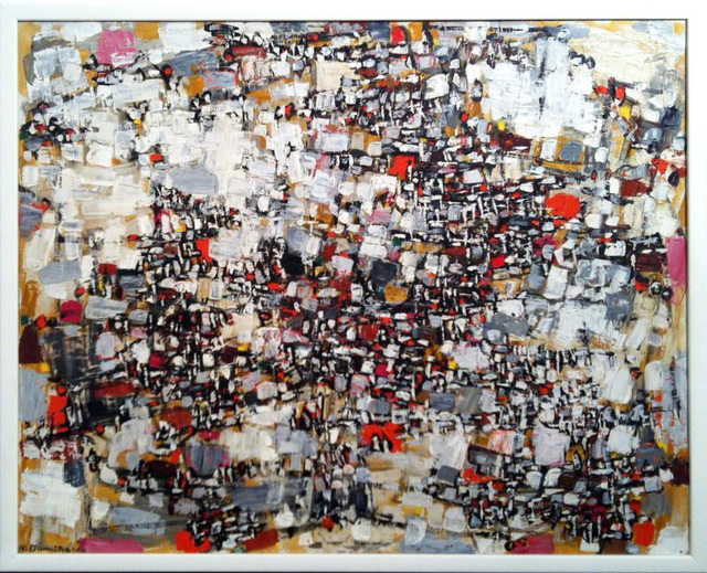 , 'Composition 1957,' 1957, SkyGallery