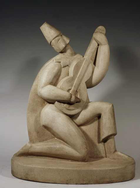 , 'Figure of Coviello, from the Stravinsky and Picasso production of 'Pulcinella' at the Ballets Russes,' 1921, Bernard Goldberg Fine Art