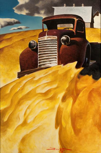Z.Z. Wei, 'Trusted Ride', 2016, Patricia Rovzar Gallery