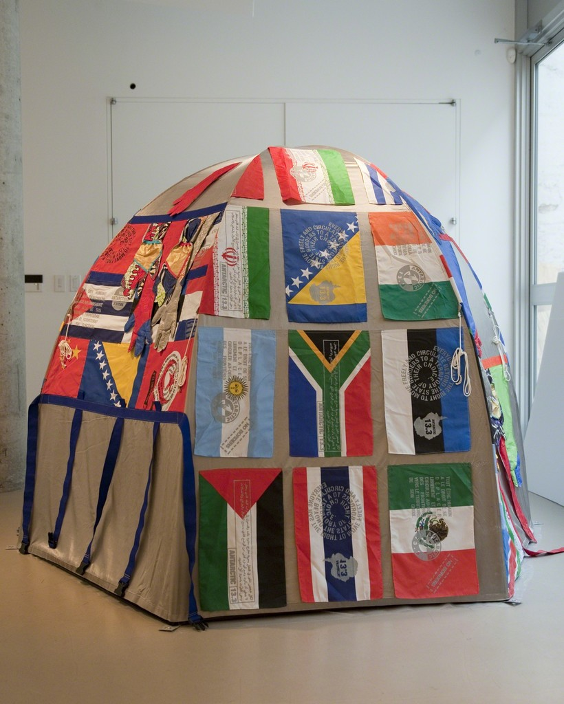 Antarctic Village - No Borders, Dome Dwelling