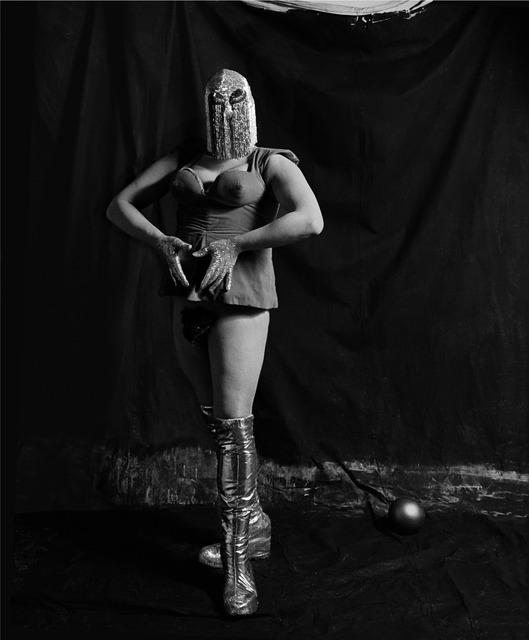 , 'Leigh Bowery ,' 1990, Bernarducci Gallery