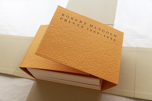 Robert Mangold, 'Robert Mangold: Prints 1968-1998', 2000, IPCNY: Benefit Auction 2019