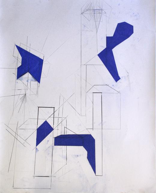 Lorraine Tady, '(OVS-2B) Octagon Vibration Series, Pendulum', 2014, Barry Whistler Gallery