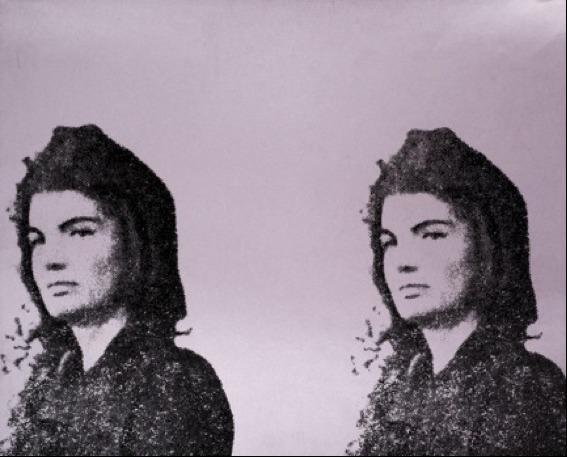 , 'Jacqueline Kennedy II (Jackie II),' 1966, Rosenfeld Gallery