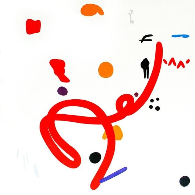 , 'Red line,' 2017, Gallery Katarzyna Napiorkowska   Warsaw & Brussels